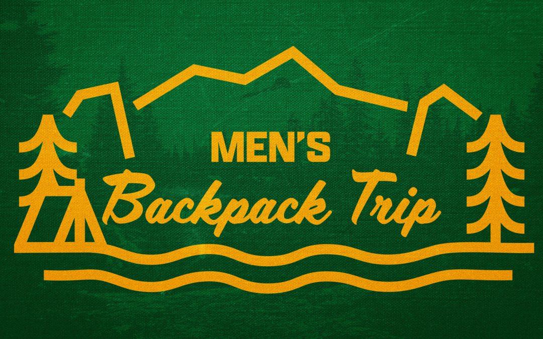 Men's Backpacking Trip